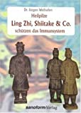 Heilpilze - Ling Zhi, Shiitake, Maitake und Affenkopfpilz
