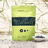 VivaNutria, 500g BIO Chlorella Presslinge, 2000 Tabletten, Algentabs, ohne Zusätze, 100% rein & natürlich, aus kontrolliert biologischem Anbau, laborgeprüft, schonende Verarbeitung, Rohkostqualität