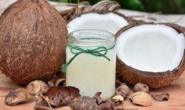 Kokosnussöl für Gesundheit und Wohlbefinden