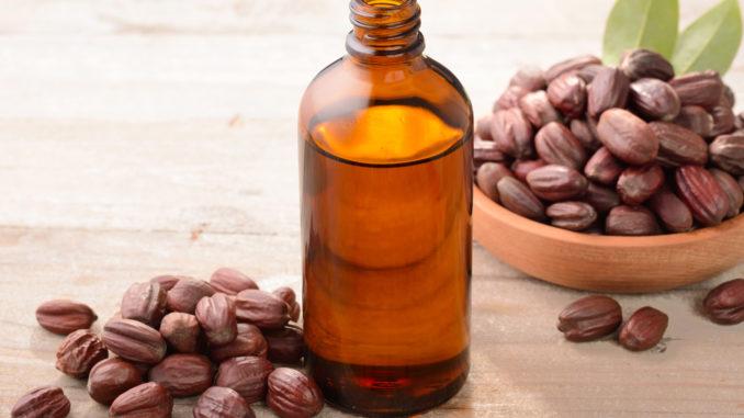 Jojobaöl Anti Aging Serum Für Gesicht Körper Haare Haut Hände