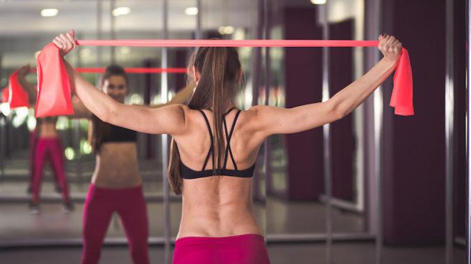 Fitnessband Stretchband